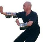 Advanced techniques include Chin Na and Iron Palm, Iron Arm Kung Fu - Yuan Yang Rings, and Eight Pillars Fighting system,Hsing Yi Chuan, Pa Kua, Chi Kung and traditional Chinese weapons